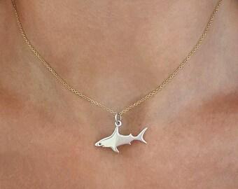 Shark Choker Necklace