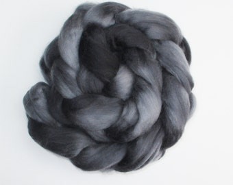 Space-dyed 100% 20-21 Micron Merino Wool  Roving for Spinning