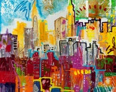 Archival Print of NYC 023