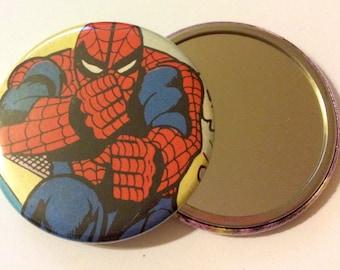 Pocket Mirror - SPIDERMAN
