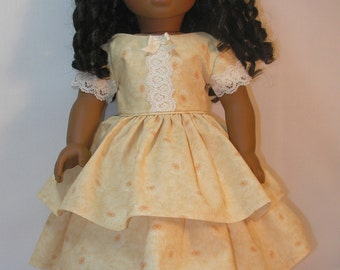 1853-1062 18 Inch Doll Clothes Dress for Marie Grace or Cecile