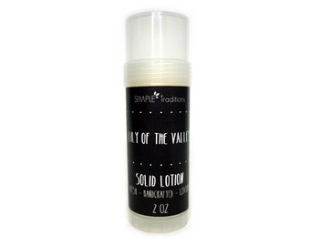 Lily of the Valley Lotion Tube Solid