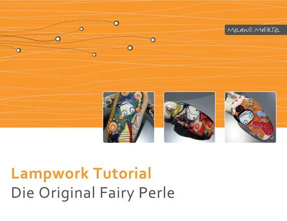 lampwork tutorial original fairy perle glasperlen selber. Black Bedroom Furniture Sets. Home Design Ideas
