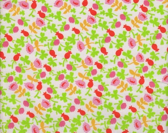 Windham Fabrics Briar Rose Calico in Pink- Half Yard