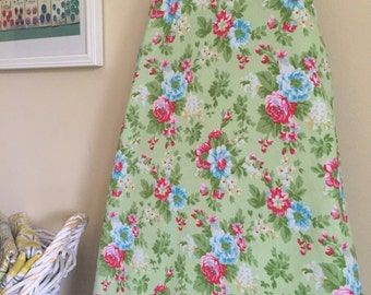 Ironing Board Cover - Delilah in Green