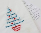 Embroidery Design Scandinavian Art Christmas Embroidery Norwegian Pattern Swedish Design Nordic Hand Embroidery Design