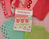 Custom mini quilt order for Chihiro Klug