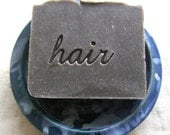 Dead Sea Mud Shampoo Bar for Oily Hair Types - Vegan Shampoo Bar -  SLS-free shampoo bar - plastic free