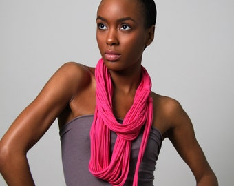 Pink Scarf, Pink Accessories, Girlfriend Gift, Friend Gift Ideas, Best Friend Gift, Girlfriend Birthday Gift, Festival Fashion, Girlfriend