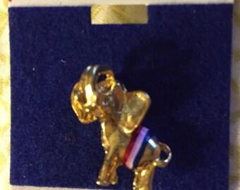 Vintage Political Elephant Republican American