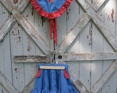 Hee Haw Honey - western square dancing outfit S M L