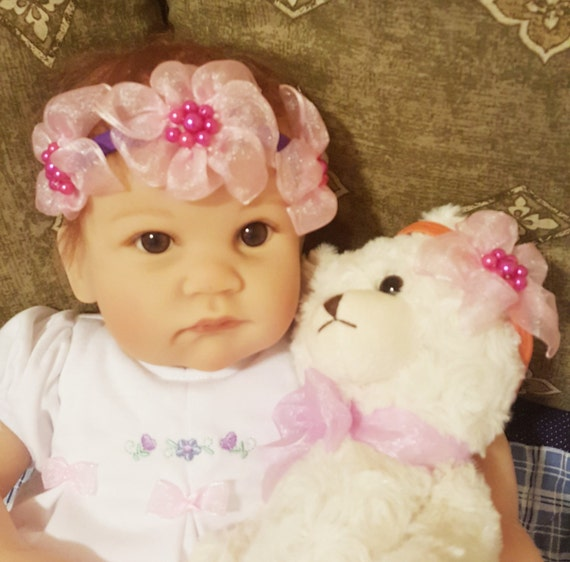 Shop for and buy baby headbands online at Macy's. Find baby headbands at Macy's. Macy's Presents: The Edit- A curated mix of fashion and inspiration Check It Out. Free Shipping with $49 purchase + Free Store Pickup. Contiguous US. Exclusions. Romper & Headband Set, Baby Girls.
