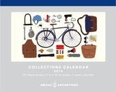 Collections Calendar 2016 SALE!!