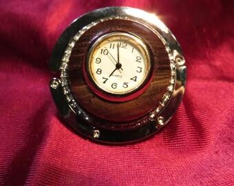 Purse Hanger Clock