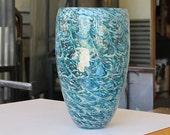 "Aqua Blue ""Butterfly..."
