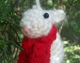bunny ornamentEtsy