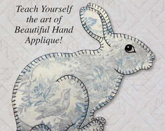Sale!  Hand Applique Tutorial - Ashton Publications
