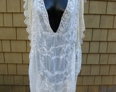 Wedding Dress, Lace Flapper Great Gatsby Glam Dress on Sale,