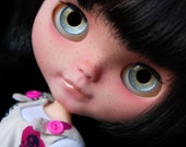 """CHRISTMAS SALE! Custom Blythe doll Rainy Day Parade """"Ivy"""" by Fausto & Gretchen. Layaway accepted. Free shipping"""