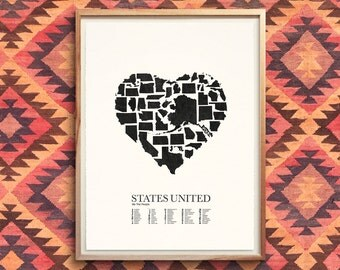 STATES UNITED (2nd Edition)