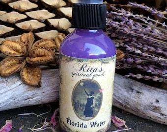 Rita's Florida Water Spiritual Mist - All Purpose Spiritual Maintenance - Pagan, Magic, Witchcraft, Hoodoo