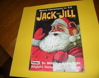 December 1967 Jack and Jill Magazine