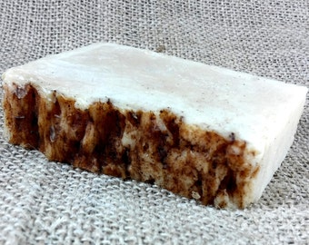 Orange Clove Soap -  Kaolin Clay and Essential Oils - Vegan Friendly!