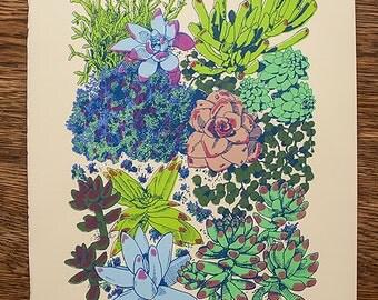 Plant Print 02