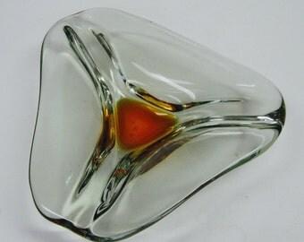 Murano Italy Glass Bowl