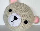 Crochet Polar Bear
