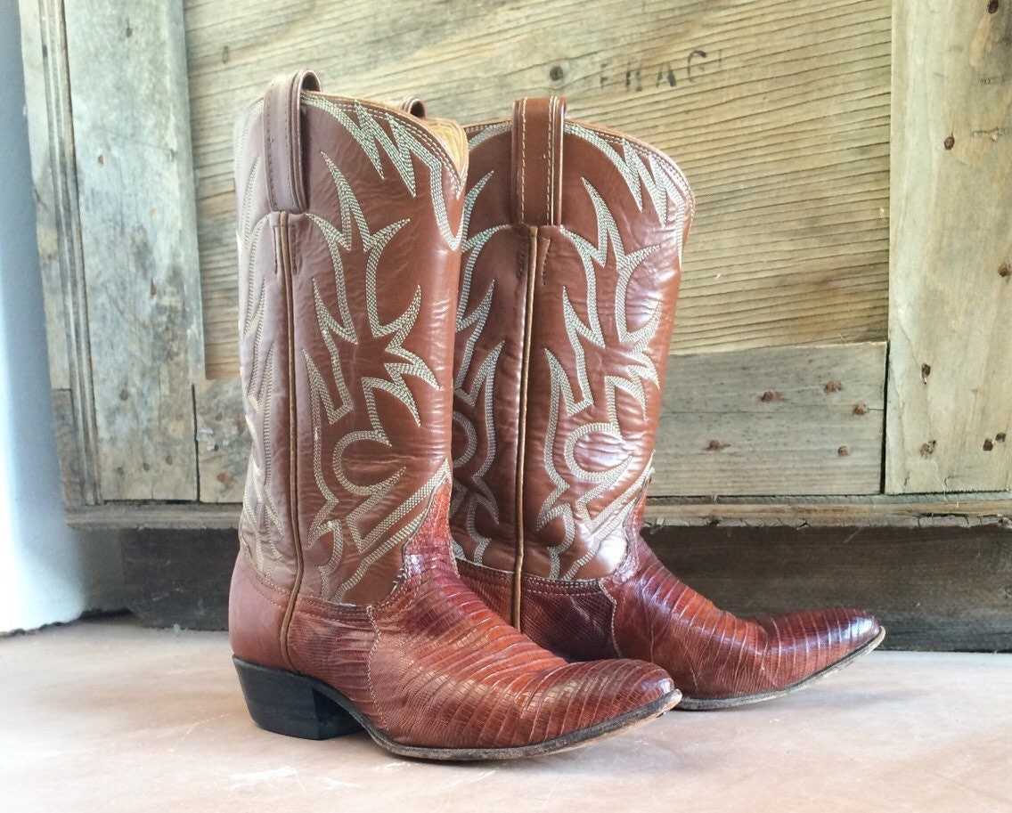 vintage tony lama boots women s size b fits up to  128270zoom