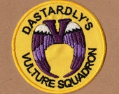 Vulture Squadron Patch - Dastardly and Muttley