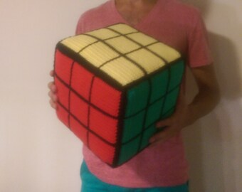 Rubiks Cube Pillow