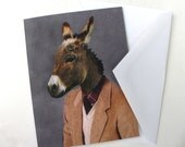 Jack Ass - Note Card