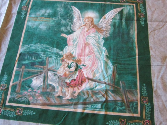 Vintage Baby Quilt Panels