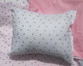 Pink Rosebud doll bedding for 18 inch doll like American Girl