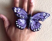 The Grande Madame Butterfly - CGnL Gallery Ring
