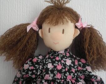 Traditional Rag Doll, Rag Doll, Rosie Rag Doll