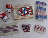 Red, White and Blue Grab Bag