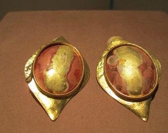 Hand made brass jewerly RARE !!!