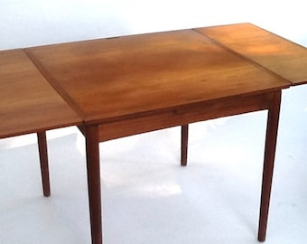 Danish Modern Game /Dining Table 4 Chairs Available Separately