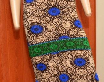Floral Stretch Dress