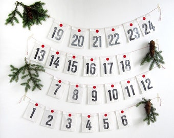 Advent Calendar kit by renna deluxe