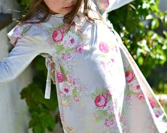 INSTANT DOWNLOAD- Molly Jumper (Sizes 9/12M to 10) PDF Sewing Pattern and Tutorial
