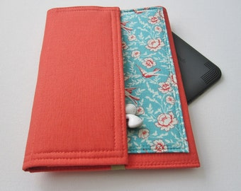 Tablet Keeper in Melon Melody for iPad, iPad Mini, iPad Air, Nexus 7, Kindle Fire, Nook and more