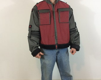 Marty McFly Future Jacket Appliance parts only