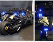 Lightup kits for Creator - Batman Tumbler - (car not included)