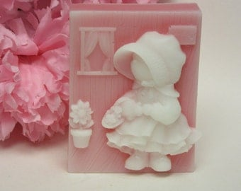 rag doll soap goats milk glycerin