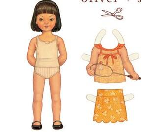 Badminton Skort, Top, & Dress Pattern by Oliver + S