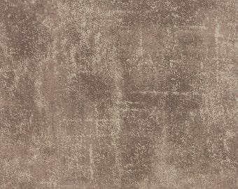 Concrete - Textured Solid in Cobblestone by Sentimental Studios for Moda Fabrics